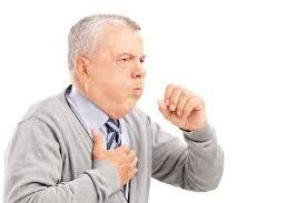 hombre bronquitis