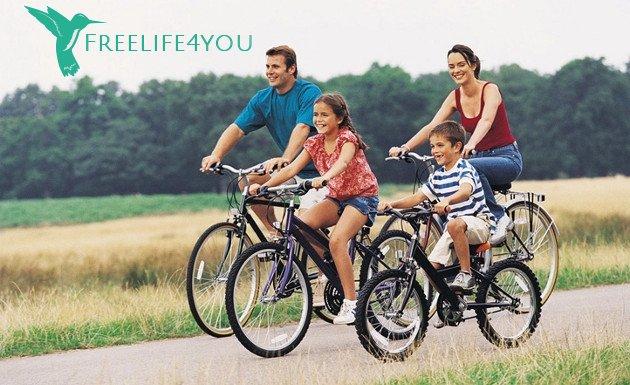 Estilo de vida saludable Freelife4you